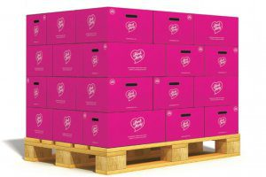 Pink Lady packaging