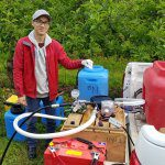 What becomes of nitrogen in your orchard?