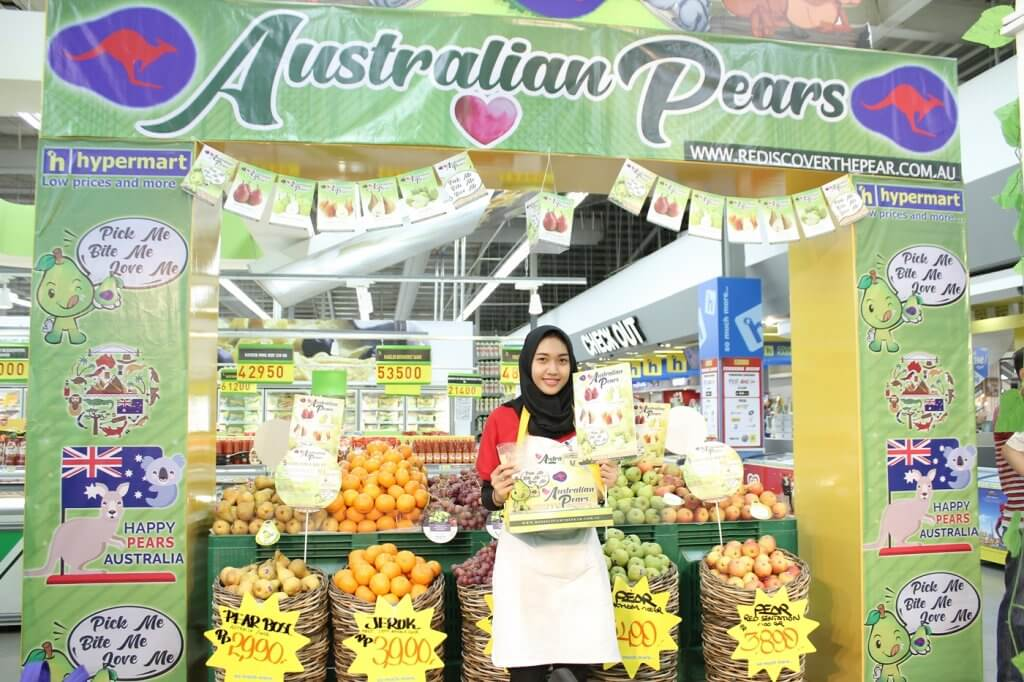australian pears indonesia store
