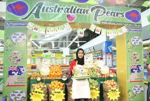 Australian pears show promise in Indonesia