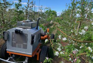 Automation and variable rate spray close to delivery