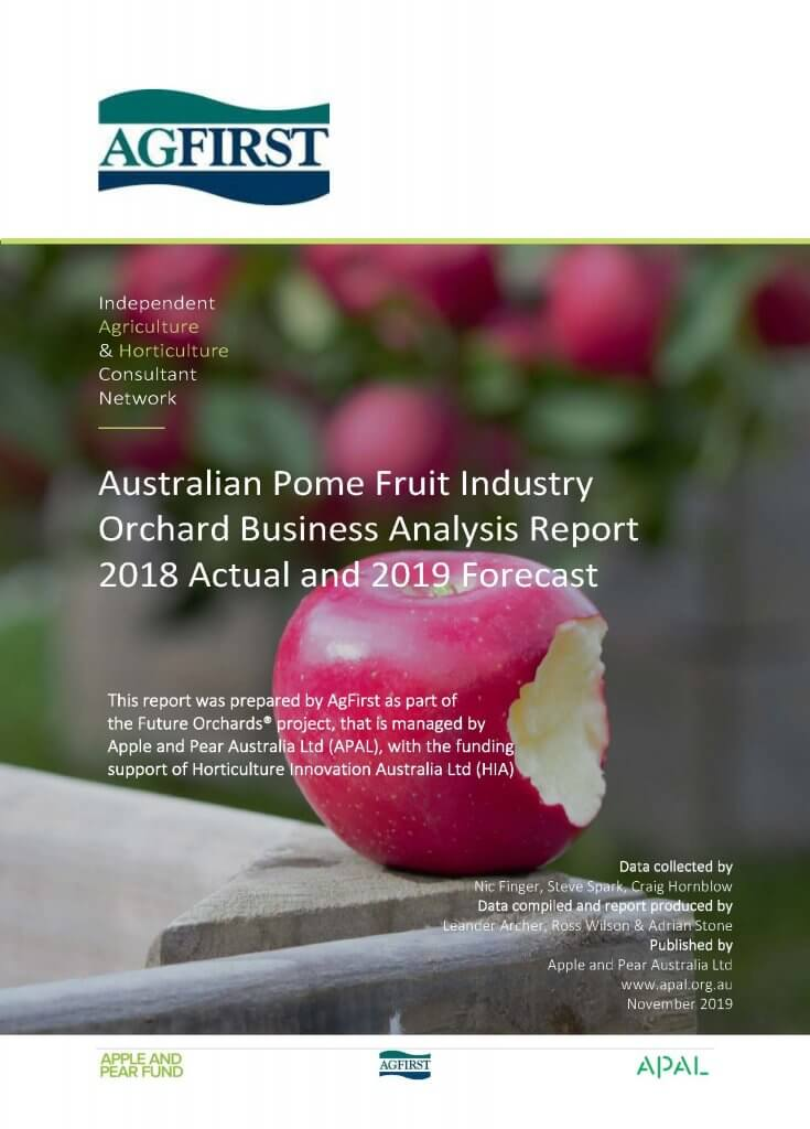 orchard business analysis oba 2019