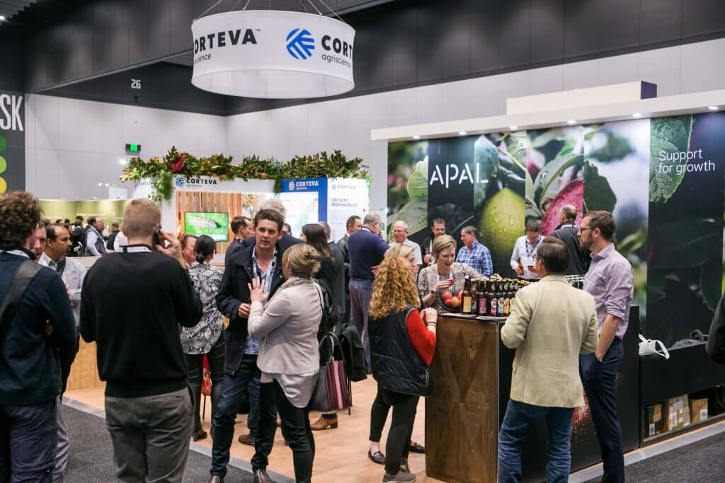 hort connections 2019 apal stand