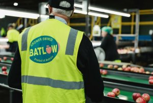 Months after bushfires, Batlow auction off first apples of the season
