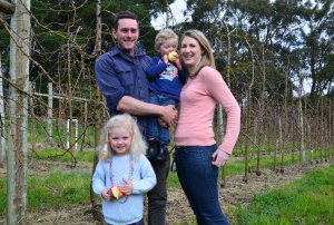 My harvest: Joel Brockhoff, Tarrawood South Australia