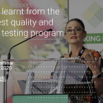 Lessons learnt – Pomewest quality and maturity testing program