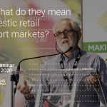 MRLs – Implications for domestic retail and export markets
