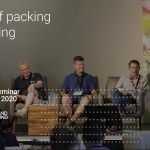 Panel discussion – Future of packing and storage