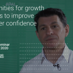 Opportunities for growth and ways to improve consumer confidence