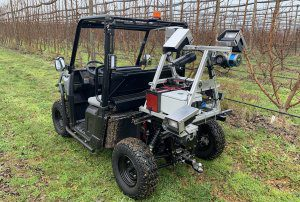Smarter pear orchards