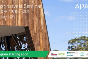 Catch up: APAL Post-harvest virtual tour and seminar available online