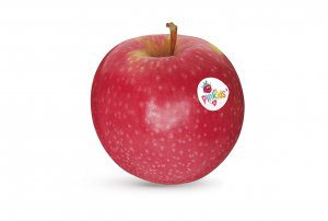PinKids apple brand refreshed for young consumers