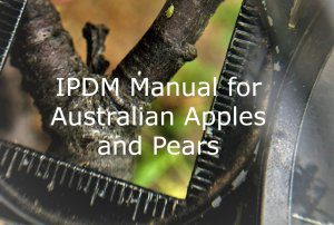 Apple and pear industry benefits from revised IPDM manual